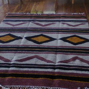 GW001 – Zimbabwe Design Carpet. 72 x 96 inches (180 x 240cm) Weight - 10.5 kgs